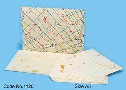 Cotton Rag Handmade Paper Stationery Sets