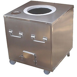 Steel Tandoor Pot