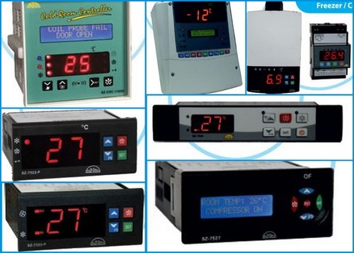 Freezer & Cold Room Controllers