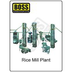mini rice mill plant