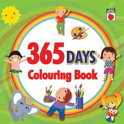 365 Days Coloring Book