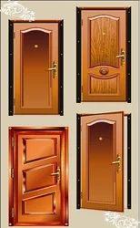 Decorative Entrance Door