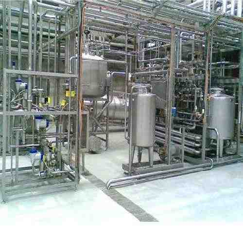 Liquid Milk Processing Plants Exporter India