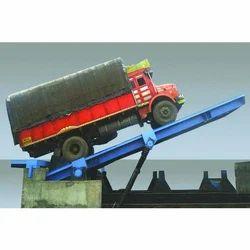 Truck Tilting Unit