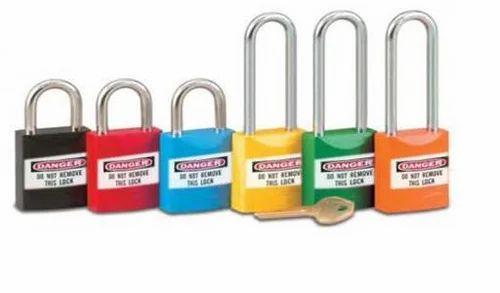Steel Pad Locks