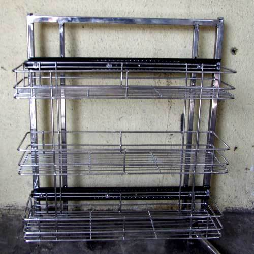 Kitchen Tier Pullout