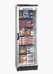 Upright Showcase Freezer