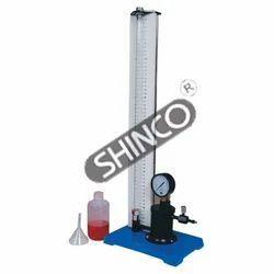 Boyle S Law Apparatus