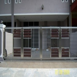 Automatic Industrial Gate