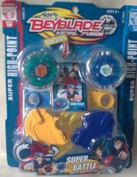 Bay Blade Metal Fusion Game Toy