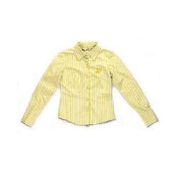 Formal Yellow Shirt UDF-588
