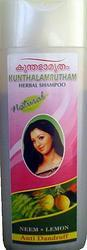 Kunthalamrutham Herbal Shampoo  Anti Dandruff