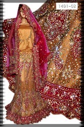 Indian Designer Lehenga