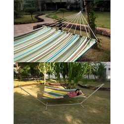 Single layer Fabric Hammock - Medium