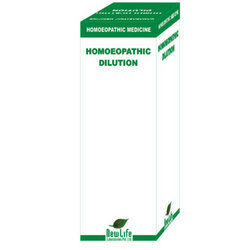 Homeopathic Dilution