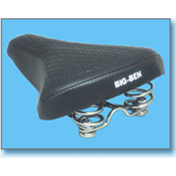 Bicycle Saddle : MODEL B - 8-RD