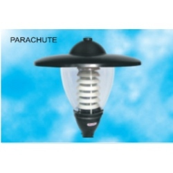 Parachute Garden Lighting