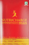 Nutricharge Man - Daily Health Supplement