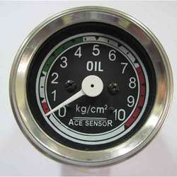 Oil Pressure Gauge (Mechanical)