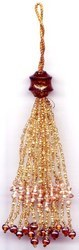 Beaded Tassel BT34