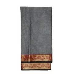 Cotton Silk Border Sarees