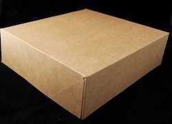 Kraft Paper Cup Cake Boxes With Logo Printing