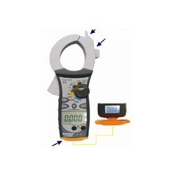 Digital Dual Display Clamp Meter