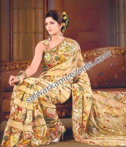 Bridal Sarees Ladies Suits Manufacturer From Rajkot