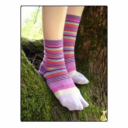 b4f1aca6ee3 Cotton Socks - Ladies Thumb Socks Manufacturer from Delhi