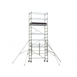 Aluminum Scaffolding Extension Ladders