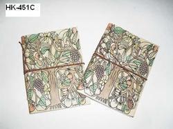 Madhubani Style Handmade Paper Journals