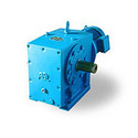 Helical Bevel Geared Motor