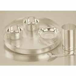 of wide assortment of german silver dinner set our silver dinner set
