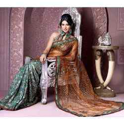 Digital Printing For Sarees