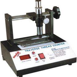 Traverse Thread Counter