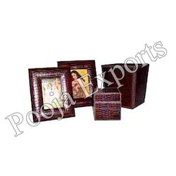 Leather Photo Frame ( Product Code: PF002)