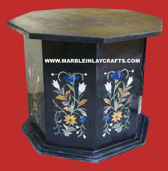 Marble Table Stand