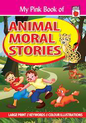My Pink Book Of Animal Moral Stories