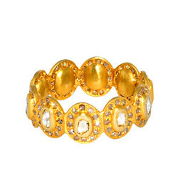18k Gold Finger Band Jewelry