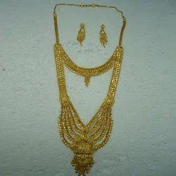 Bridal Jewellery Golden