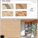 Elevation Brick Series Wall Tiles