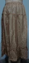Ladies Long Skirt - Mossimo By Target - W14PN008