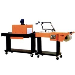 Shrink Tunnel Wrap Machine