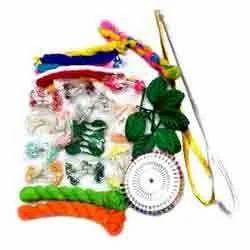 Handicraft Flower Making Material