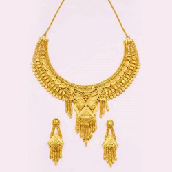 One Gram Gold Traditional Necklace Sets