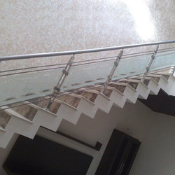 Stainless Steel Stair Railing