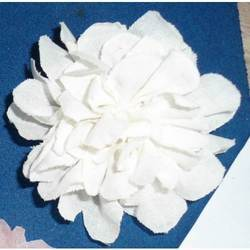 Cotton Brooches