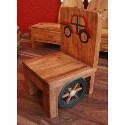 Wooden+Kids+Chair