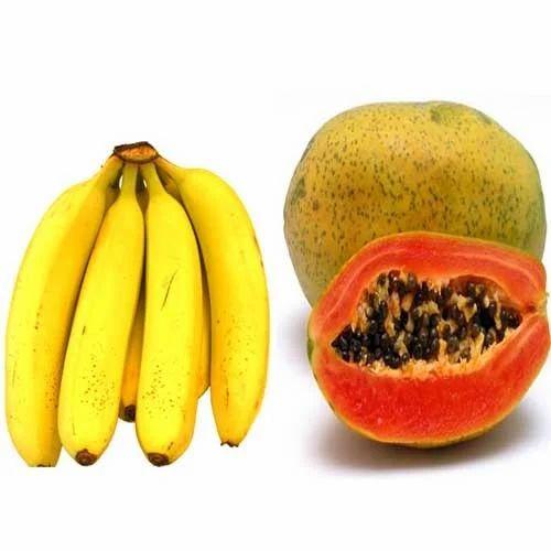Fresh Fruits Banana Amp Papaya Exporter From Vellore