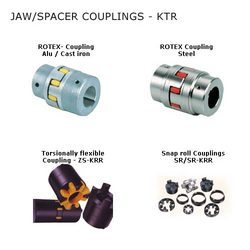 Industrial Jaw / Spacer Coupling
